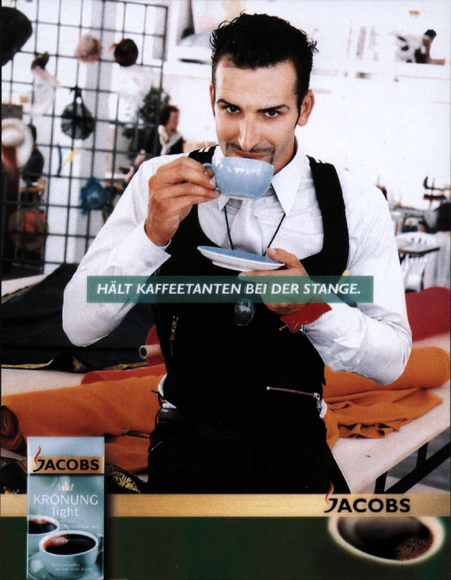 Jacobs-stange